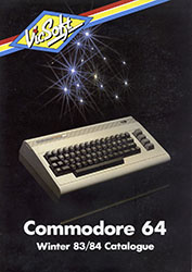Vicsoft Winter 83 - 84 Catalogue
