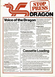 Dragon 32 Stop Press 1