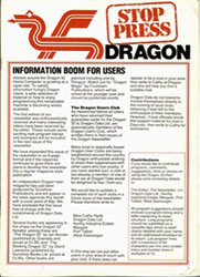 Dragon 32 Stop Press 2