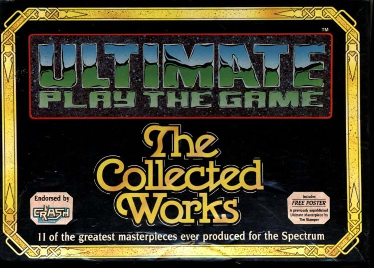 Ultimate Play The Game The Collected Works
