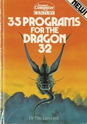 35 Programs For The Dragon 32