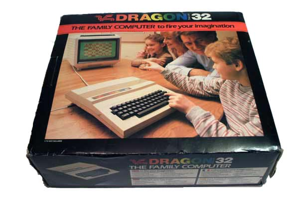 Dragon 32 Boxed