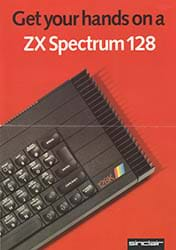 Get your hands on a ZX Spectrum 128