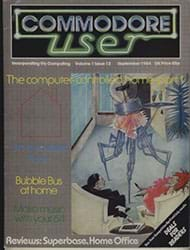 Commodore User September 1984