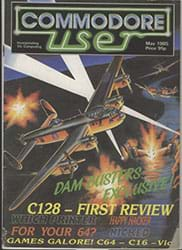 Commodore User May 1985
