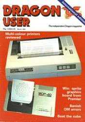Dragon User March 1984