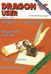 Dragon User May 1985
