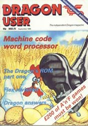 Dragon User September 1985
