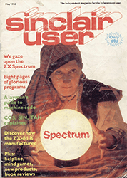 Sinclair User May 1982