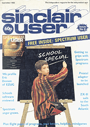 Sinclair User September 1982