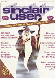 Sinclair User March 1983