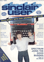 Sinclair User May 1983