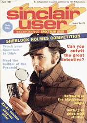 Sinclair User April 1984