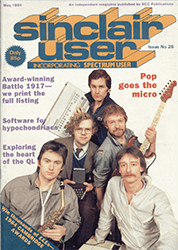 Sinclair User May 1984