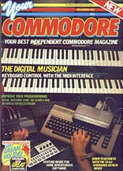 Your Commodore November 1984