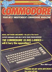Your Commodore December 1984