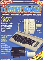 Your Commodore January 1985