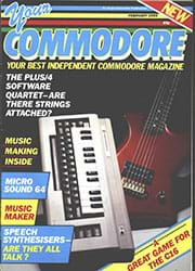 Your Commodore February 1985