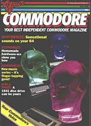 Your Commodore May 1985