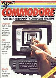 Your Commodore September 1985
