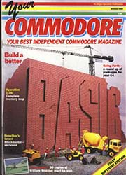 Your Commodore October 1985