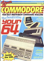 Your Commodore November 1985