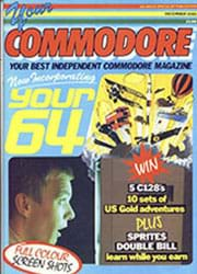 Your Commodore December 1985