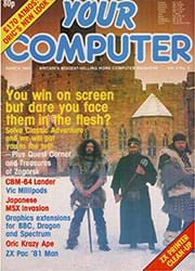 Your Computer March 1984