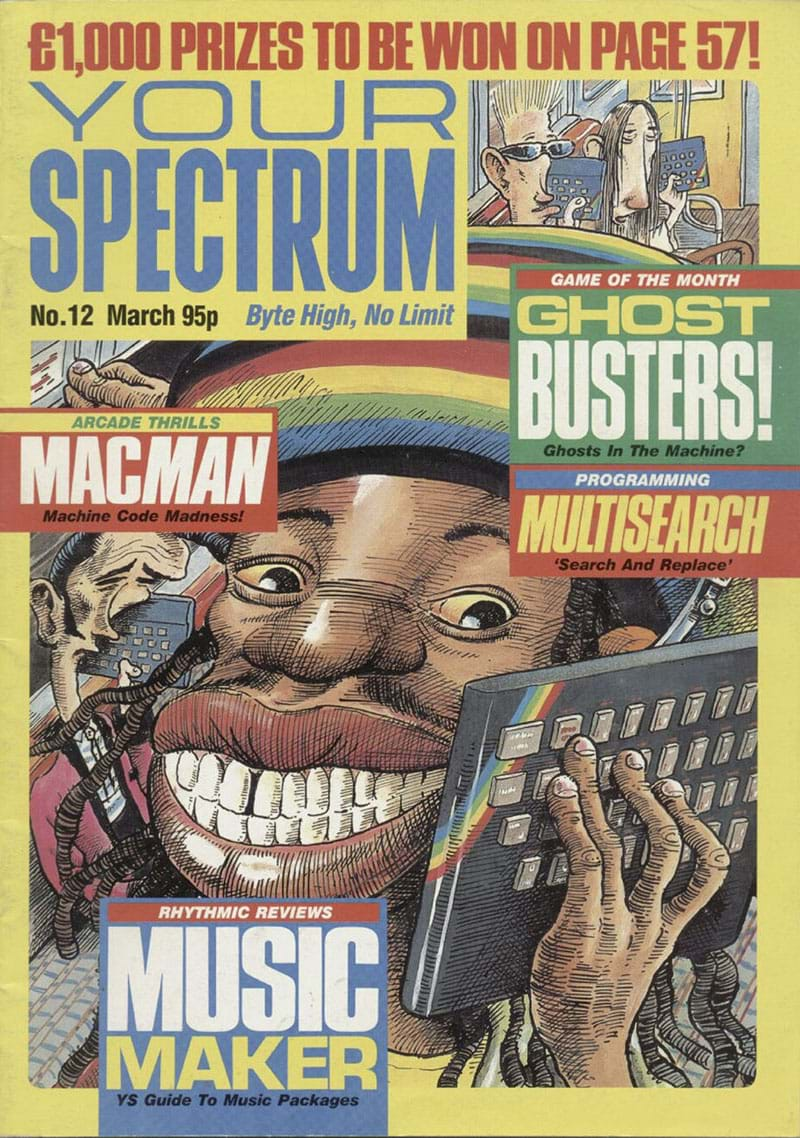 Your Spectrum March 1985