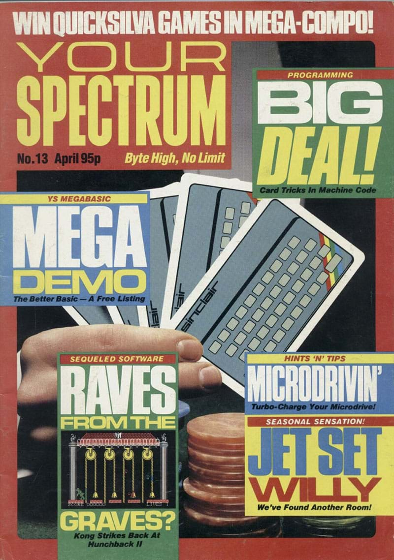 Your Spectrum April 1985