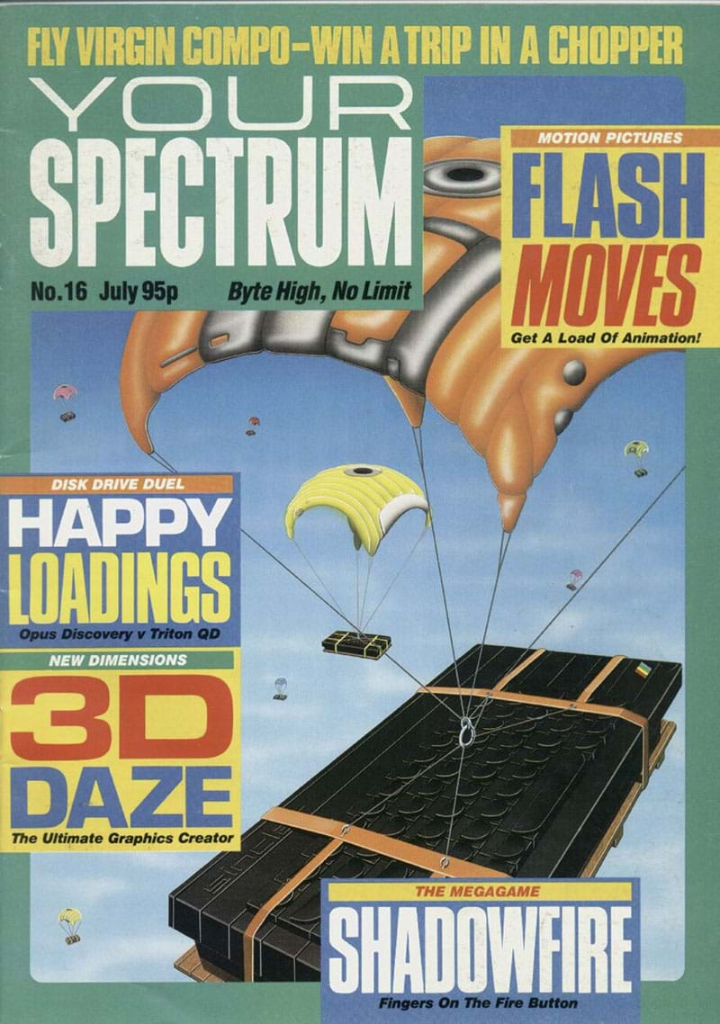 Your Spectrum July 1985