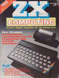 ZX Computing December / January 1983