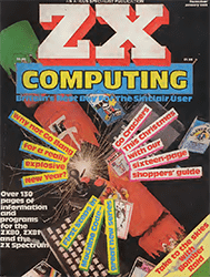 ZX Computing December / January 1985