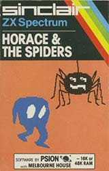 Horace And The Spiders