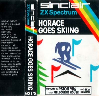 4 - Horace Goes Skiing (1982)