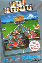 Pole Position Cover